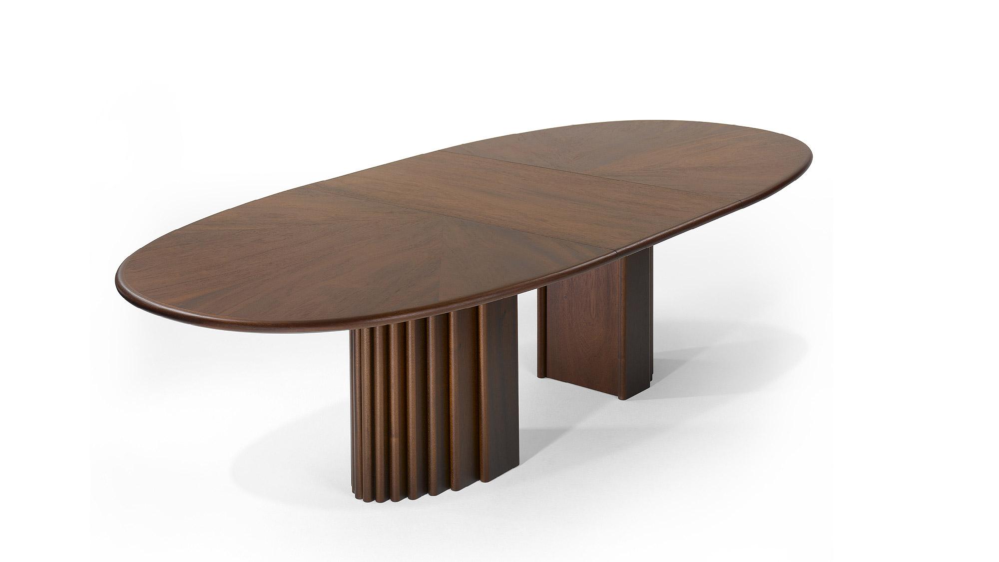 Table basse ovale trevise ezooq com - Fly table pliante ...