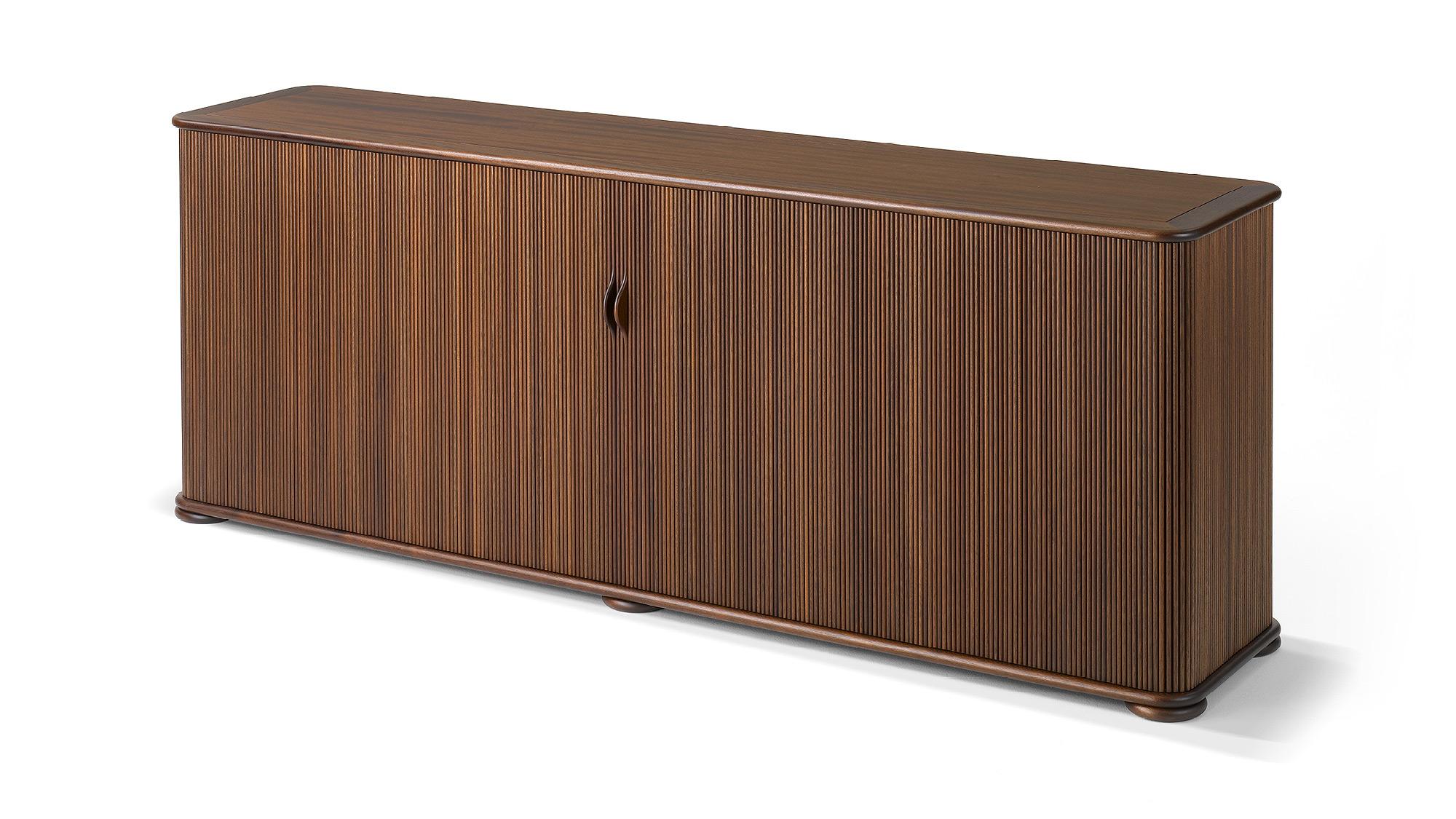 rolladen sideboard r thlisberger kollektion swiss designer furniture. Black Bedroom Furniture Sets. Home Design Ideas